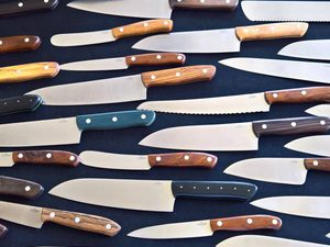 Kochmesser - Klingenformen