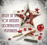 Geschenke zu Nikolaus, Weihnachten und für den Adventskalender